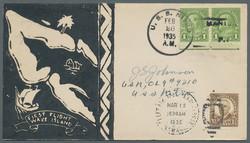 2965: Hawaii - Autographen