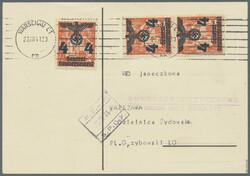 724040: Camp Mail World War II