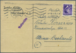 724: POW Camp Mail