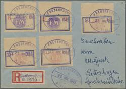 910: German Local Issue Fredersdorf
