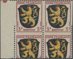 1320: French Occupation General Issue