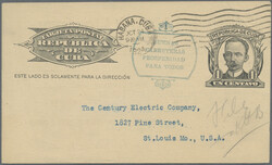 2335: Cuba - Postal stationery