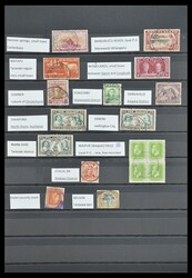 4565: New Zealand - Cancellations and seals