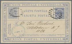 5565: Salvador - Postal stationery