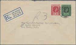 7145: Collections and Lots British Commonwealth America