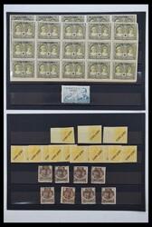 7115: Sammlungen und Posten Estland Lokalausgaben