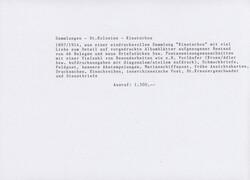 7999: German Colonies Kiautschou - Collections