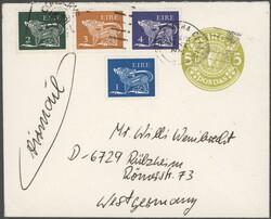 3340: Ireland - Postal stationery
