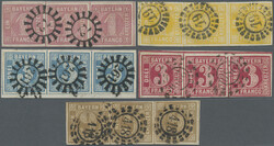 7999: Old German States Bavaria - Collections