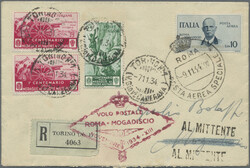 3415: Italy - Official stamps