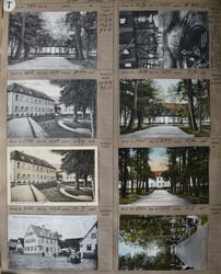 108730: Germany West, Zip Code W-87, 873 Bad Kissingen - Picture postcards