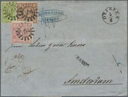 7999: Old German States Bavaria - Stamps bulk lot