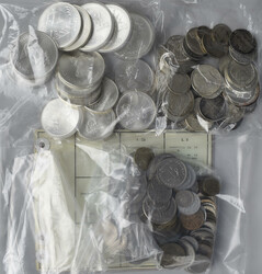 8360: Lots and Collections Coins - World wide