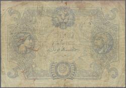 110.550.40: Banknotes – Africa - Algeria