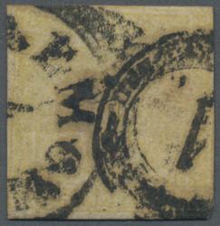 4770: Lombardy Venetia - Newspaper stamps