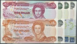 110.560.20: Banknotes – America - Bahamas