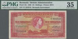 110.560.40: Banknotes – America - Bermuda