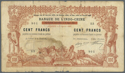 110.550.100: Banknotes – Africa - Djibouti