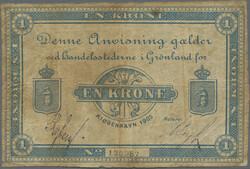 110.70: Banknotes - Danmark