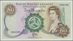 110.300: Banknotes - Isle of Man