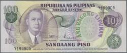 110.570.372: Banknoten - Asien - Philippinen