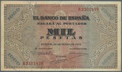 110.470: Banknotes - Spain