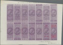 110.700: international test banknotes