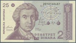 110.230: Banknotes - Croatia