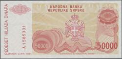 110.50: Banknotes - Bosnia and Herzegovina