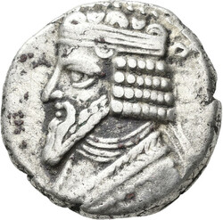 10.20.930: Ancient Coins - Greek Coins - Parthia