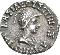 10.20.960: Ancient Coins - Greek Coins - Bactria