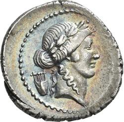 10.30.480: Ancient Coins - Roman Imperial Coins - Clodius Albinus, 196 - 197