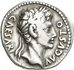 10.30.10: Ancient Coins - Roman Imperial Coins - Augustus, 27 B.C. - 14 AD