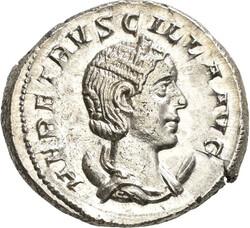 10.30.800: Ancient Coins - Roman Imperial Coins - Herennia Etruscilla, Wife of Trajan Decius