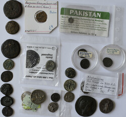 100.10: Multiple Lots - Ancient Coins