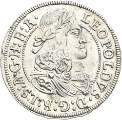40.380.100: Europe - Austria / Holy Roman Empire - Leopold I, 1658 - 1705