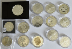 100.70.590: Multiple Lots - Coins - Southern America