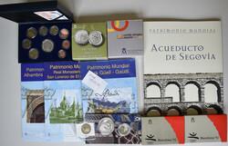 40.500.220: Europe - Spain - Euro - Coins