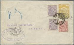 3330: Persia - Iran - Postal stationery