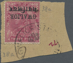 3135: India Gwalior