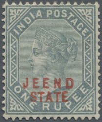 3175: India Jind Convention State
