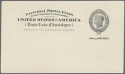 4925: Philippines - Postal stationery