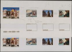 211000: Postal History, Postal system