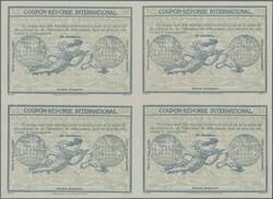 2940: Guinea - IRC (reply coupon)