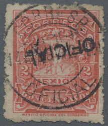 4425: Mexico - Official stamps