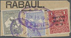 4550: N.W. Pacific Islands, New Guinea