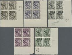 6045: St. Pierre et Miquelon - Postage due stamps