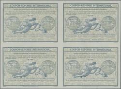 6130: Surinam - IRC (reply coupon)