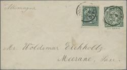 6600: Uruguay - Postal stationery