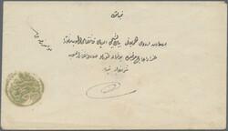1920: Bosnia Herzegowina  - Pre-philately
